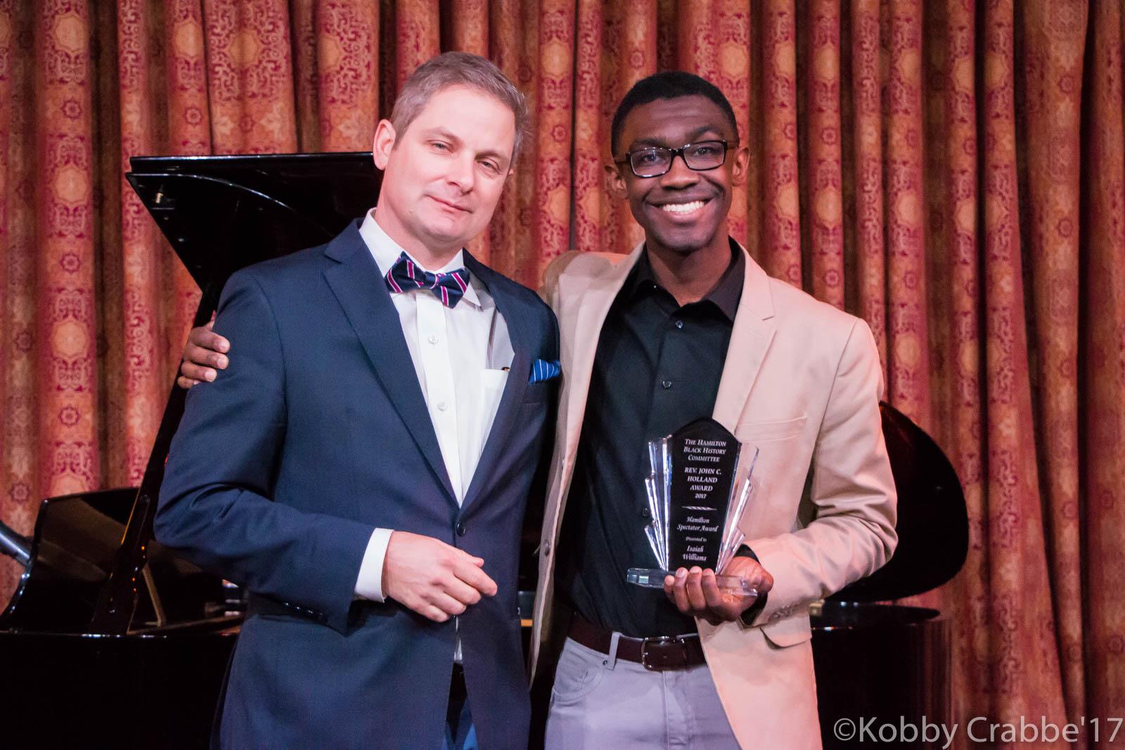 John C. Holland Awards 2017-166